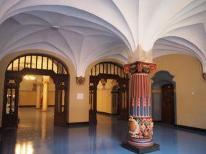 Wnętrze Zachodniopomorskiego Urzędu Wojewódzkiego