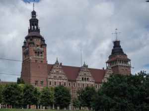 Zachodniopomorski Urząd Wojewódzki, Wały Chrobrego, Szczecin