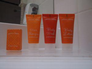 Kosmetyki wVienna House Amber Baltic Międzyzdroje