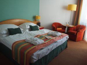 Mój pokój whotelu Vienna House Amber Baltic Międzyzdroje