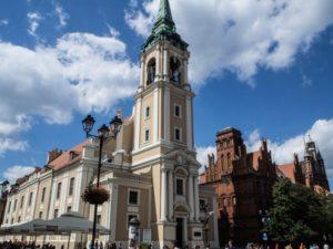 Stare Miasto wToruniu