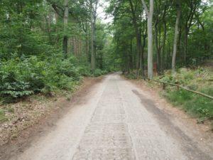 Zdjęcie zMiędzynarodowej Trasy Rowerowej R-10 - Międzyzdroje - Świnoujście