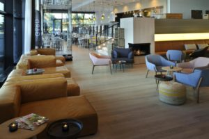 Restauracja hotelu Courtyard by Marriott Gdynia