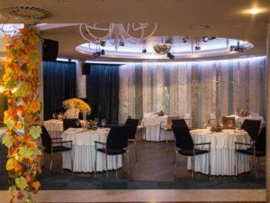 Restauracja Vanilla Sky, Niebieski Art Hotel & SPA Kraków
