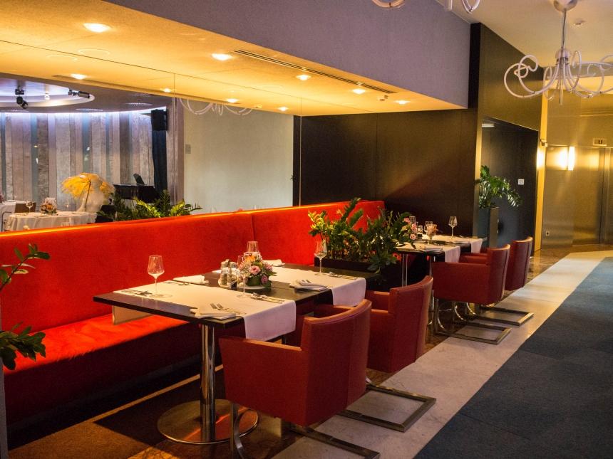 Restauracja Vanilla Sky, Niebieski Art Hotel & SPA