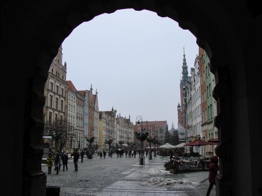 Gdańsk - ul. Długa