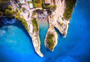 Korfu – wyspa, naktórą będziesz wracać
