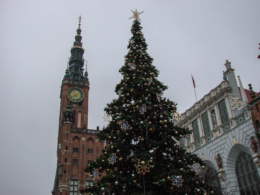 Świąteczny Gdańsk - Ratusz