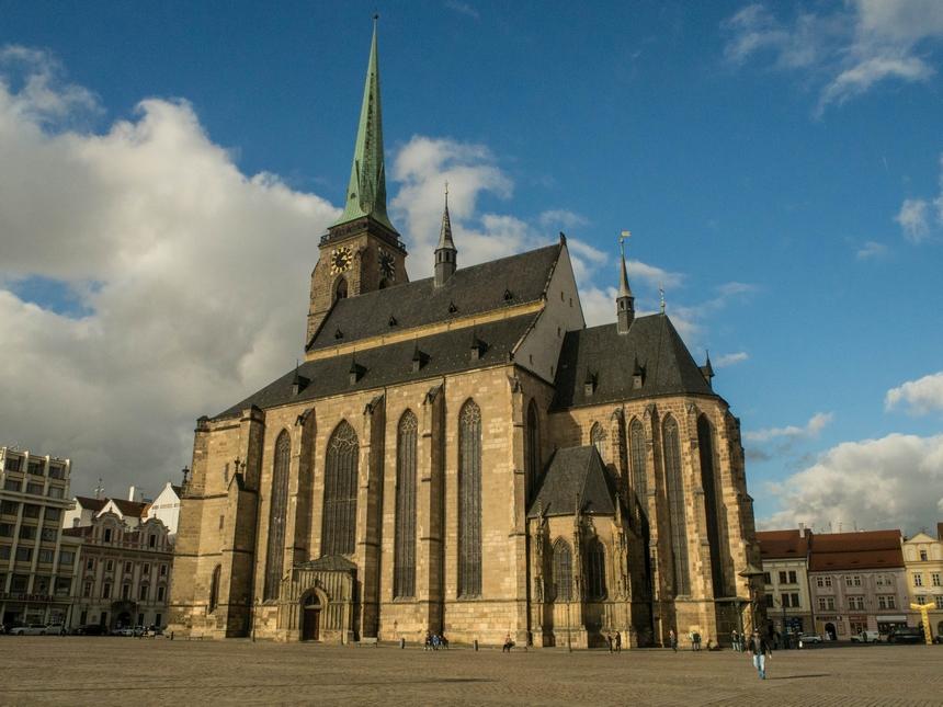 Katedra św. Bartłomieja, Pilzno
