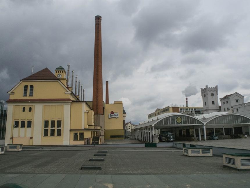 Browa Pilsner Urqell, Pilzno