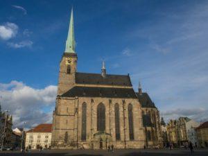 Katedra św. Bartłomieja Pilzno, Czechy