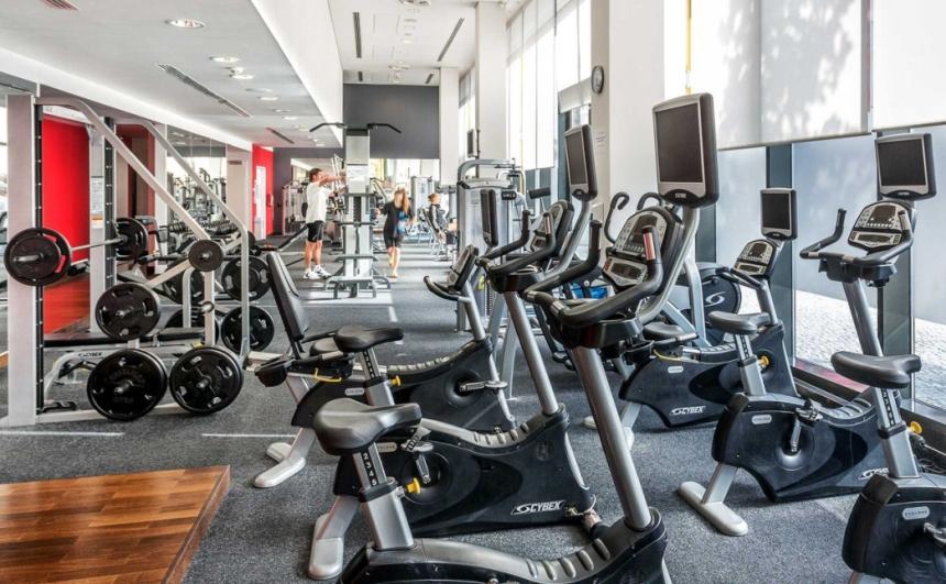 Klub fitness Vienna House Easy Pilsen
