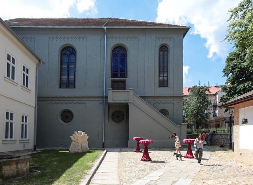 Stara Synagoga, Pilzno, Czechy