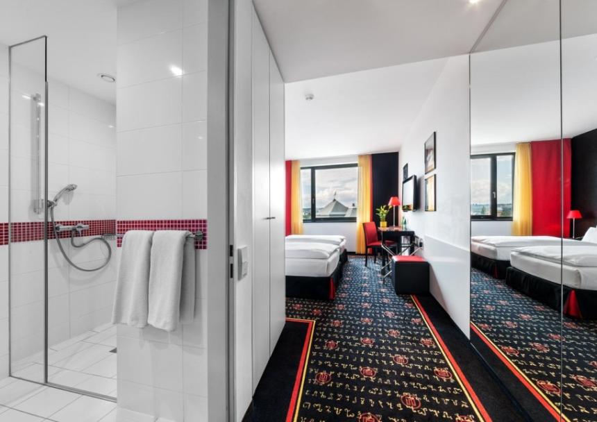 Przykładowy pokój whotelu Vienna House Easy Pilsen