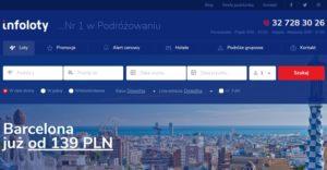 Infoloty.pl – jak znaleźć idealny lot ihotel?