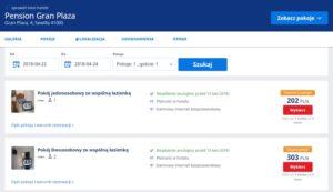 Hotele wSewilli znalezione nastronie Infoloty.pl
