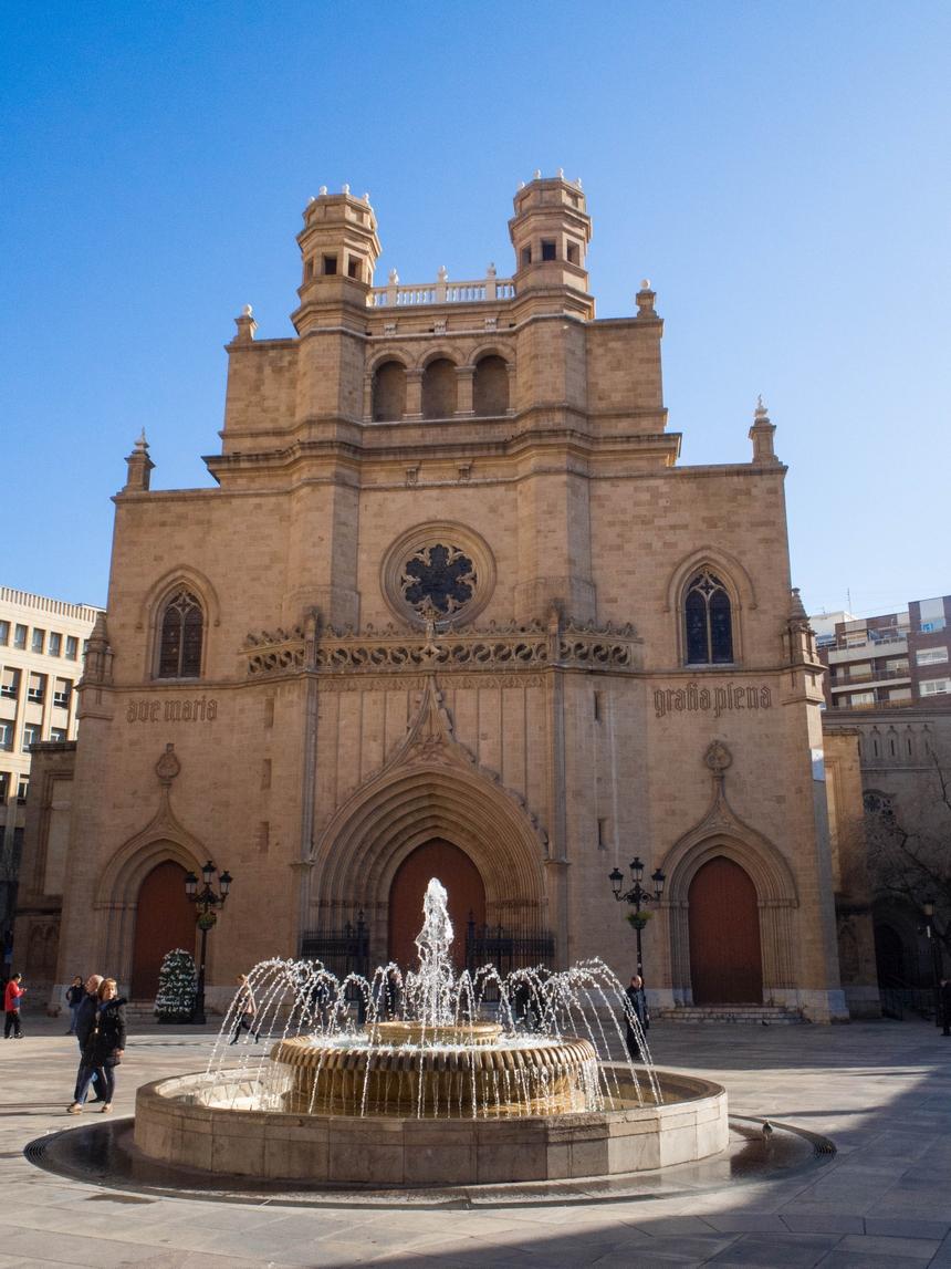 Konkatedra Świętej Marii (Concatedral de Santa María), Castellon de la Plana