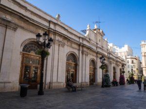 Castellon de la Plana - Mercado Central, Hiszpania