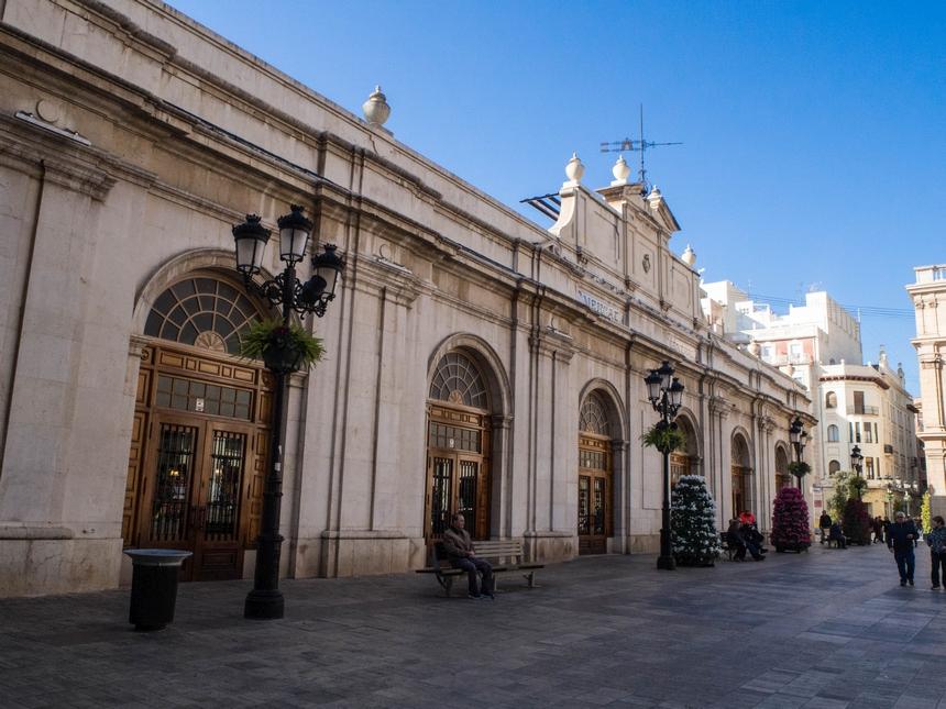 Castellon de la Plana - Mercado Central