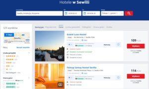 Hotele wSewilli, test Infoloty.pl