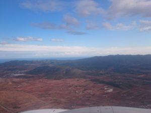 Lądowanie wCastellon de la Plana, Hiszpania