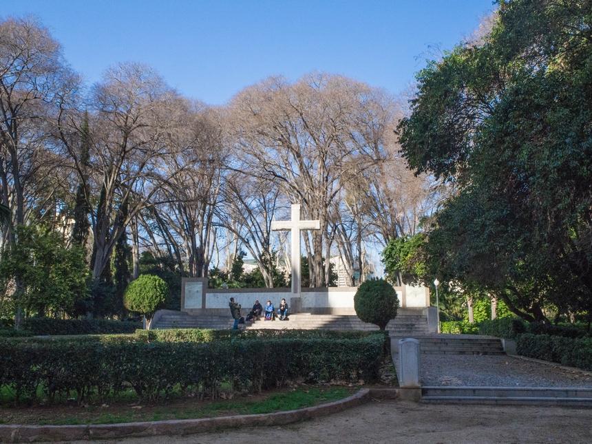 Park Ribalta, Castellon de la Plana