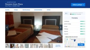 Pension Gran Plaza, Sewilla, Infoloty.pl