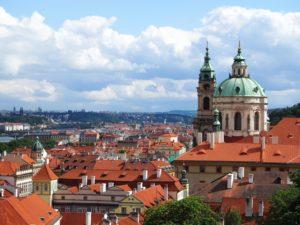 Praga - stolica Czech, którą bez problemu można zPolski odwiedzić autobusem