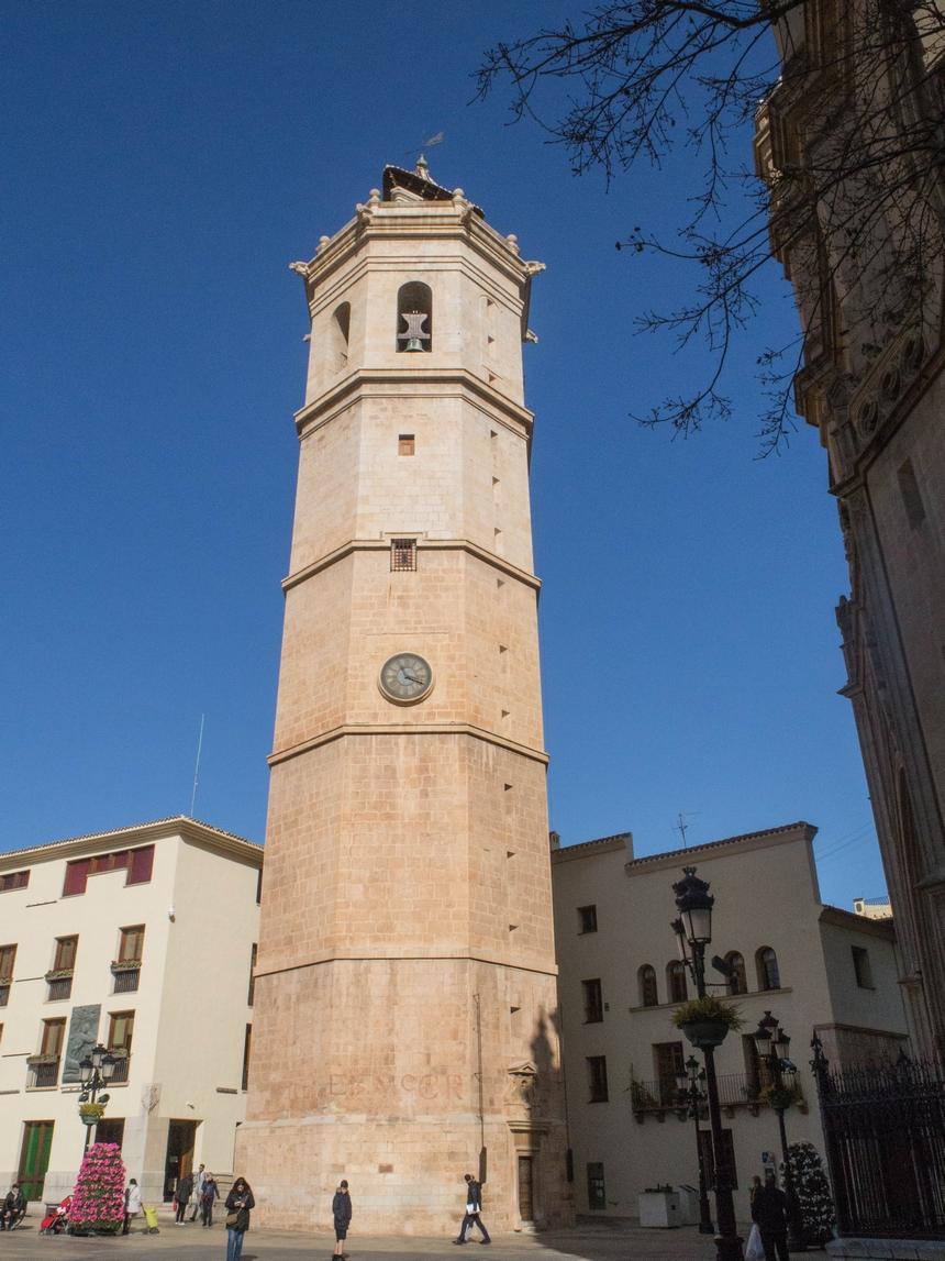 Wieża El Fadrí, Castellon de la Plana