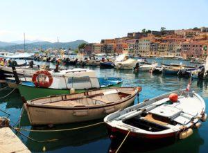 Włochy - jacht
