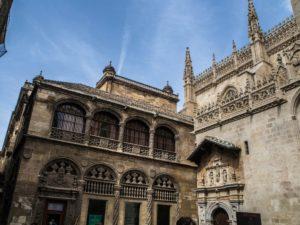 Kaplica Królewska (Capilla Real), Granada, Andaluzja