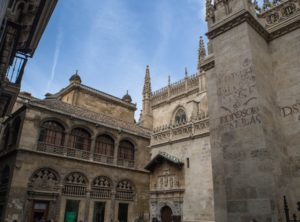 Katedra Najświętszej Maryi Panny od Wcielenia, Granada, Hiszpania