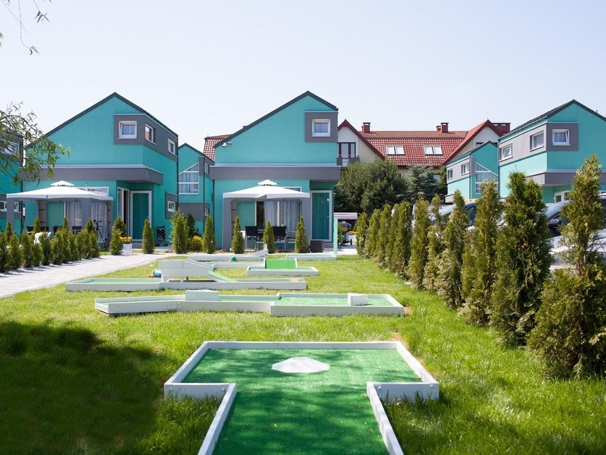 Mini golf, Sea Star Premium Sarbinowo