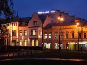 Hotel Mercure Bydgoszcz Sepia - widok zzewnątrz