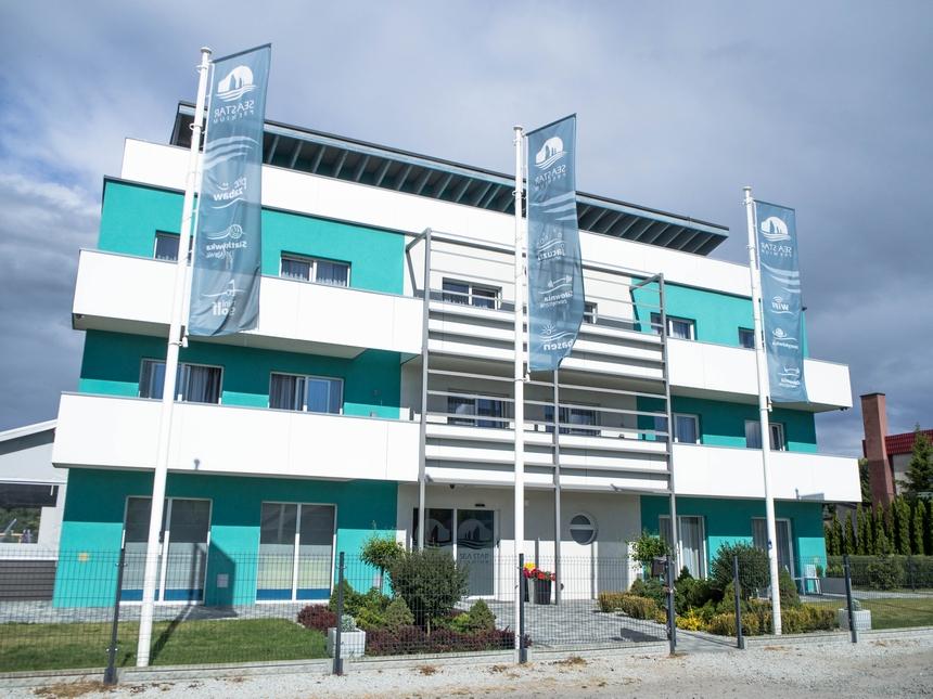 Ośrodek Sea Star Premium Sarbinowo