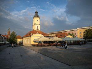 Rynek Kościuszki, Białystok