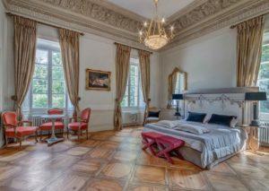 Apartament książęcy - Pałac Mała Wieś