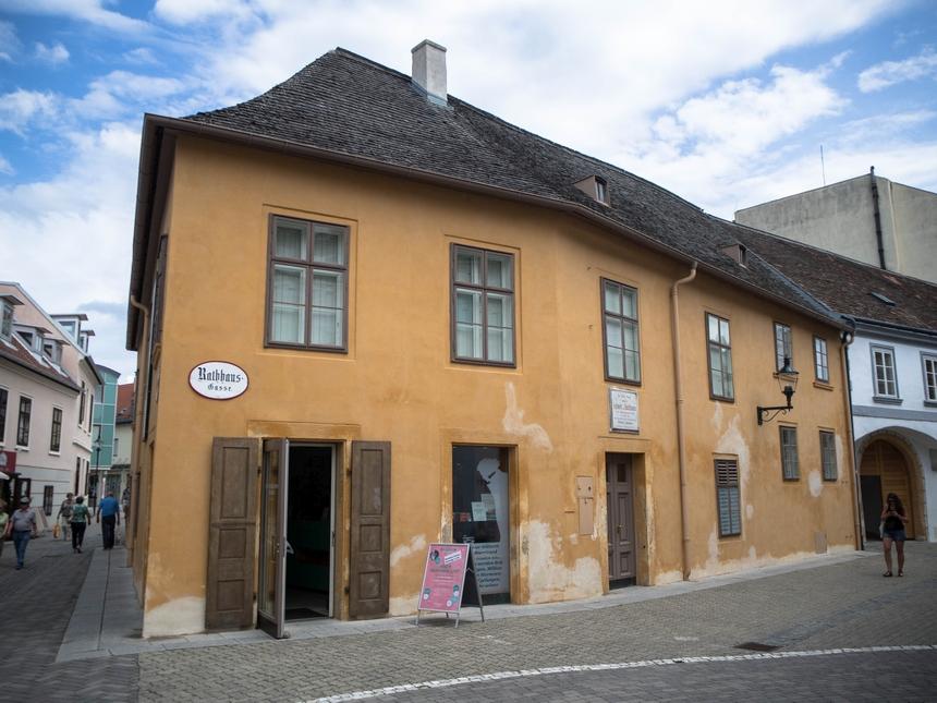 Dom Beethovena, Baden bei Wien, Austria