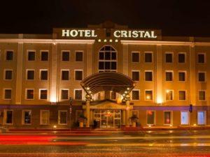 Best Western Hotel Cristal Białystok - widok zzewnątrz