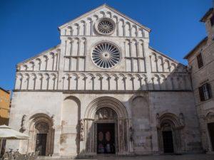 Katedra św. Anastazji, Zadar, Chorwacja