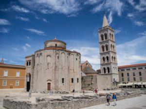 Kościół św. Donata, Zadar, Chorwacja