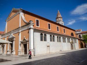Kościół św. Szymona, Zadar, Chorwacja