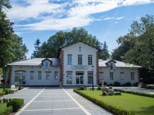 Restauracja Stara Wozownia, Pałac Mała Wieś