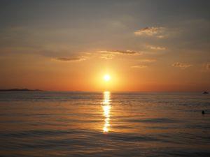 Najpiękniejsze zachody słońca wZadarze, Chorwacja