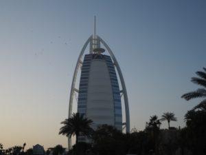 7-gwiazdkowy hotel Burj al-Arab, Dubaj
