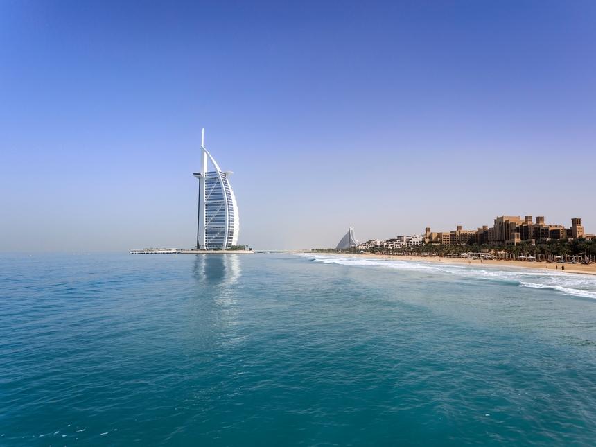 7 miejsc, które warto zobaczyć w Dubaju