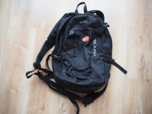 Plecak wgóry - warto mieć go ze sobą