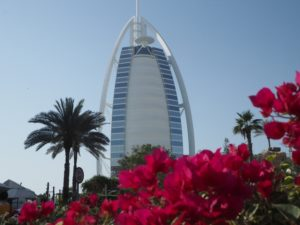 Burj al-Arab – 7-gwiazdkowy hotel