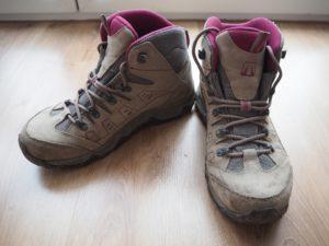 Buty trekkingowe - niezbędne wgórach