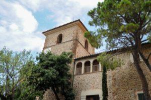 Kościół, Deia, Majorka